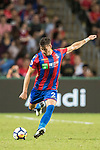 Crystal Palace defender Joel Ward in action during the Premier League Asia Trophy match between Liverpool FC and Crystal Palace FC at Hong Kong Stadium on 19 July 2017, in Hong Kong, China. Photo by Yu Chun Christopher Wong / Power Sport Images