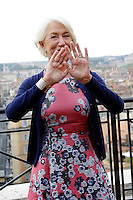 Helen Mirren <br /> Roma 02-10-2015 Hotel Bernini. Woman in Gold Photocall.<br /> Photo Samantha Zucchi Insidefoto