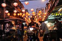 Thailand Bangkok market in China town / Thailand Bangkok Markt in der Chinatown