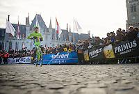 Ronde van Vlaanderen 2013..Peter Sagan (SVK) ready to roll