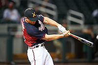 (Mike Janes/Four Seam Images)Salt River Rafters Dylan Moore (5), of the Atlanta Braves organization, during the Bowman Hitting Challenge on October 8, 2016 at the Salt River Fields at Talking Stick in Scottsdale, Arizona.  (Mike Janes/Four Seam Images)
