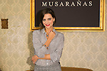 "Macarena Gomez attend the presentation of the movie ""Musaranas"" in Madrid, Spain. December 17, 2014. (ALTERPHOTOS/Carlos Dafonte)"