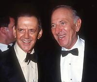 Tony Randall Jack Klugman 1991<br /> Photo by Adam Scull/PHOTOlink