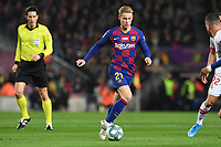 Frenkie de Jong<br /> 07/12/2019 <br /> Barcelona - Maiorca<br /> Calcio La Liga 2019/2020 <br /> Photo Paco Largo Panoramic/insidefoto <br /> ITALY ONLY