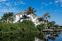 Beutiful high end house located on Barefoot Beach Road, Bonita Springs, Florida, USA.