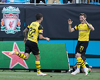 Liverpool vs Borussia Dortmund, July 22, 2018