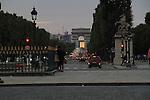 Arc de Triomphe, Paris, France, Europe.