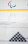 Sochi 2014 - Para Ice Hockey // Para-hockey sur glace.<br /> Team Canada takes on Norway in Para Ice Hockey // Équipe Canada affronte Norvège en para-hockey sur glace. 09/03/2014.