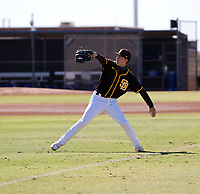 Jagger Haynes - 2020 AIL Padres (Bill Mitchell)