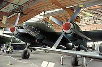- air museum of Cracovia  (Poland), bomber airplane Tupolev  2 S (USSR, 1943)....- museo dell' aeronautica di Cracovia (Polonia), aereo bombardiere Tupolev 2 S (URSS, 1943)