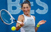 Amstelveen, Netherlands, 10 Juli, 2021, National Tennis Center, NTC, Amstelveen Womans Open,  Semifinal: Alexandra Cadantu (ROU)<br /> Photo: Henk Koster/tennisimages.com