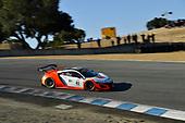 Pirelli World Challenge<br /> Intercontinental GT Challenge California 8 Hours<br /> Mazda Raceway Laguna Seca<br /> Sunday 15 October 2017<br /> Ryan Eversley, Tom Dyer, Dane Cameron, Acura NSX GT3, GT3 Overall<br /> World Copyright: Richard Dole<br /> LAT Images<br /> ref: Digital Image RD_PWCLS17_272