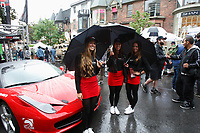 June 2013 File Photo -Crescent Street during the Montreal Grand-Prix week end