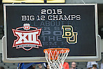 Bayor wins the Big 12 women's basketball championship final, Sunday, March 08, 2015 in Dallas, Tex. (Dan Wozniak/TFV Media via AP Images)
