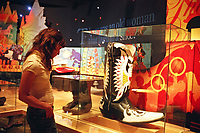Toronto (ON) CANADA, April 21, 2007-....BATA Shoe Museum on Bloor Street West in Toronto, CANADA.......-Photo by Pierre Roussel - Images Distribution