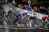 Esteban Chaves (COL/Mitchelton-Scott)<br /> <br /> Elite Men Road Race from Leeds to Harrogate (shortened to 262km)<br /> 2019 UCI Road World Championships Yorkshire (GBR)<br /> <br /> ©kramon