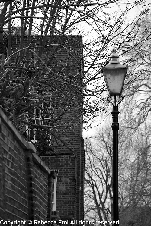 Greenwich in the winter, London, UK