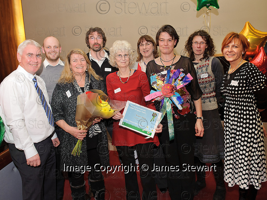 Litter Strategy Awards 2012. Super Stars, Friend of the Earth.
