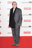"""writer, Ian Martin<br /> arriving for the premiere of """"The Death of Stalin"""" at the Curzon Chelsea, London<br /> <br /> <br /> ©Ash Knotek  D3338  17/10/2017"""