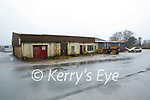 Old Advance Pitstop building Woodlands Industrial Estate where there are plans to build 68 apartments