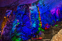 Reed Flute Cave, Guangxi Region, China.