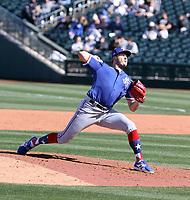 Joe Gatto - Texas Rangers 2021 spring training (Bill Mitchell)