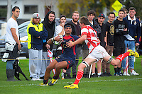 160528 Hawkes Bay College Rugby - Lindisfarne v Hastings BHS