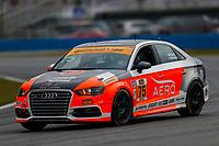 5-8 January, 2017, Daytona Beach, Florida USA<br /> 75, Audi, Audi S3, ST, Roy Block<br /> ©2017, Jake Galstad<br /> LAT Photo USA