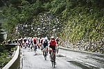 Nairo Quintana (COL) Team Arkea-Samsic attacks during Stage 9 of the 2021 Tour de France, running 150.8km from Cluses to Tignes, France. 4th July 2021.  <br /> Picture: A.S.O./Pauline Ballet   Cyclefile<br /> <br /> All photos usage must carry mandatory copyright credit (© Cyclefile   A.S.O./Pauline Ballet)