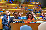 General Assembly Seventy-fourth session: Opening of the general debate<br /> PM<br /> 4th Plenary Meeting <br /> UK