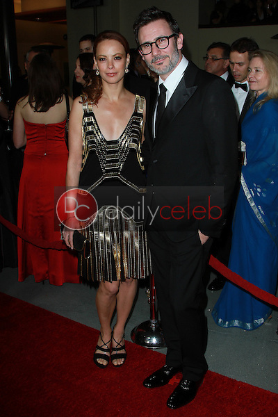 Berenice Bejo and Michel Hazanavicius<br /> at the 64th Annual Directors Guild Of America Awards, Hollywood & Highland, Hollywood, CA 01-28-12<br /> David Edwards/DailyCeleb.com 818-249-4998