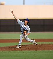 Peter Heubeck - 2021 Arizona League Dodgers (Bill Mitchell)