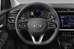 Car pictures of steering wheel view of a 2022 Chevrolet Bolt-EUV LT 5 Door suv Steering Wheel