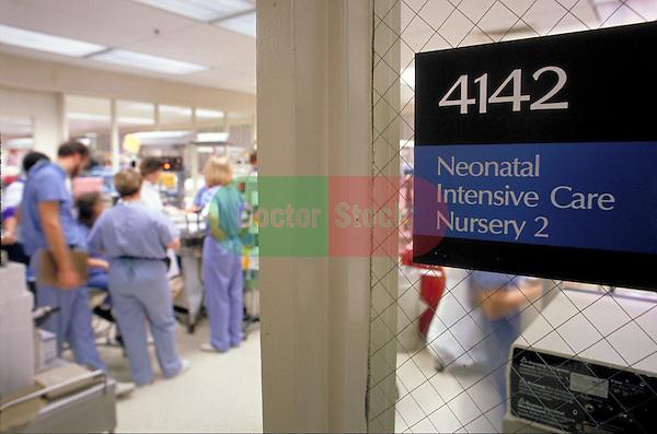 neonatal intensive care nursery