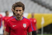 Glendale, AZ - June 24, 2016: The USMNT train in preparation for their Copa America third-place game versus Colombia at University of Phoenix Stadium.