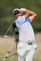 30th August 2020, Olympia Fields, Illinois, USA; Hideki Matsuyama of Japan plays his shot from the eighth tee during the final round of the BMW Championship on the (North) Course at Olympia Fields Country Club