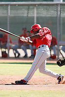 Travis Witherspoon - Los Angeles Angels, 2009 Instructional League.Photo by:  Bill Mitchell/Four Seam Images..