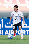 Urawa Reds Midfielder Sekine Takahiro in action during the AFC Champions League 2017 Round of 16 match between Jeju United FC (KOR) vs Urawa Red Diamonds (JPN) at the Jeju Sports Complex on 24 May 2017 in Jeju, South Korea. Photo by Yu Chun Christopher Wong / Power Sport Images