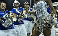 SÃO PAULO, SP, 29 DE JANEIRO DE 2012 - ENSAIO TÉCNICO IMPÉRIO DE CASA VERDE - Ensaio técnico da Escola de Samba Império de Casa Verde na preparação para o Carnaval 2012. O ensaio foi realizado neste domingo 29 no Sambódromo do Anhembi, zona norte da cidade. FOTO LEVI BIANCO - NEWS FREE