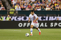 PHILADELPHIA, PENNSYLVANIA - JUNE 30: Nick Lima #2 during the 2019 CONCACAF Gold Cup quarterfinal match between the United States and Curacao at Lincoln Financial Field on June 30, 2019 in Philadelphia, Pennsylvania.