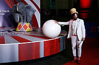 circus artists<br /> Rome March 26th 2019. Premiere of the movie 'Dumbo' directed by Tim Burton<br /> photo di Samantha Zucchi/Insidefoto