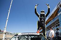 #79 Mark Motors Racing, Porsche 991 / 2019, GT3CP: Roman DeAngelis, Celebration