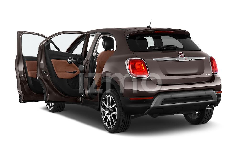 Car images of 2016 Fiat 500X Trekking-Plus-4WD 5 Door SUV Doors