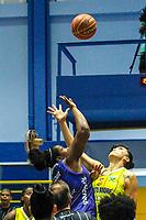 Santo André (SP), 27/11/2020 - Basquete-SP - Partida entre Santo André e Vera Cruz Campinas em Santo André pela primeira rodada da segunda fase do Campeonato Paulista.