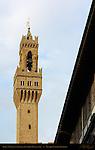 Torre di Arnolfo di Cambio 1310 Palazzo Vecchio Florence