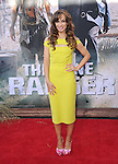 Karina Smirnoff at The Disney World Premiere of The Lone Ranger held at at Disney California Adventure in Anaheim, California on June 22,2021                                                                   Copyright 2013 Hollywood Press Agency