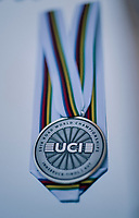 The UCI 2018 Road World Championships Silver medal<br /> <br /> Innsbruck - Tirol / Austria