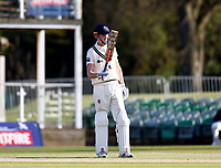 Fifty for Kent's Zak Crawley during Kent CCC vs Lancashire CCC, LV Insurance County Championship Group 3 Cricket at The Spitfire Ground on 23rd April 2021