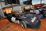 Feb 03, 2011; 5:45:24 PM; Sylvania, GA., USA; An Unsactioned Racing Event Running a 10,000 To Win During Speedweeks 2011 At Screven Motor Speedway.  Mandatory Credit: (thesportswire.net)