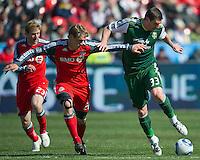 Toronto FC vs Portland Timbers March 26 2011